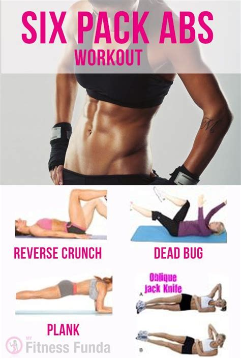 at home six pack abs workout no equipment needed