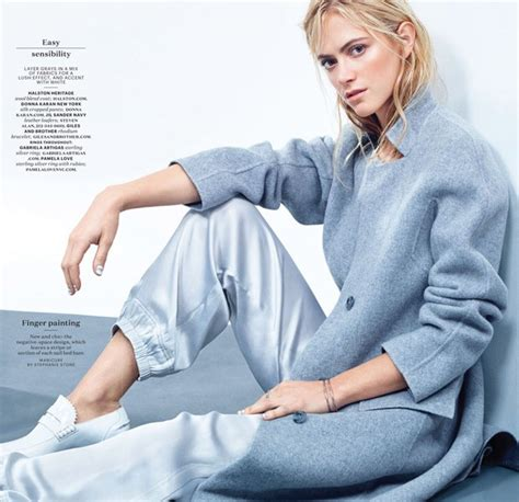 Emily Wickersham for More Magazine by Paul Jung
