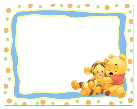 winnie the pooh printable invitation template free