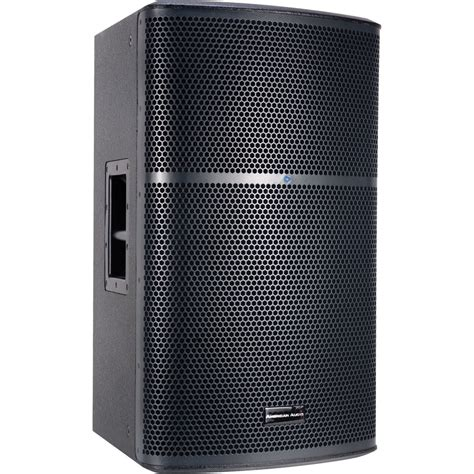 Speaker Subwoofer American Bos american audio dlt15a active speaker system dlt15a b h photo