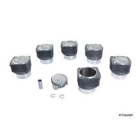 Porsche U S A by Porsche Piston Cylinder Set 3 2 U S A Ebay