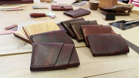 Handmade Billfolds - journal page 5 craft and lore