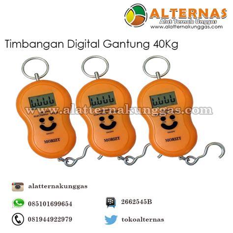 Timbangan Gantung Digital Kenko timbangan gantung digital 40 kg alat ternak alat ternak