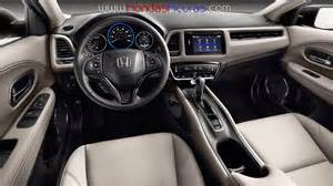 Hrv Interior Honda Hrv South Africa 2016 Car Release Date