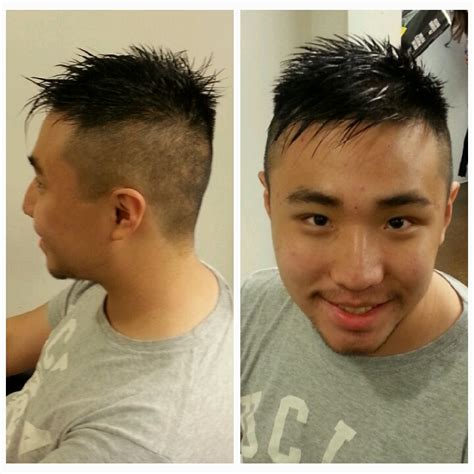 mens haircut 1 5 on sides and scissor cut on top qu lesleyhair com