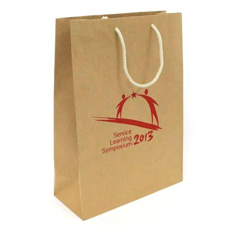 printable kraft paper bags brown kraft paper bags print and pack
