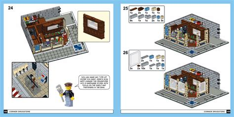 build your home free lego neighborhood book no starch press