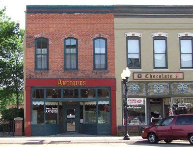 tattoo parlor galena il painted storefront live work pinterest building