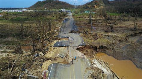 imagenes huracan maria pr en fotos crisis total en puerto rico tras el demoledor