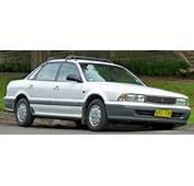 1991 1994 Mitsubishi Magna TR Executive Sedan 2011