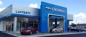Chevrolet Dealers Lafferty Chevrolet Hours And Map Address Directions To