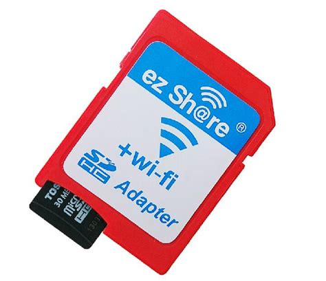 Memory Wifi ez wifi sdhc flash memory adapter microsd to wi fi sd card adapter y 16 china