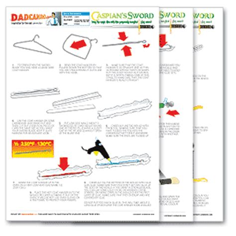 How To Make Paper Weapons At Home - dadcando a resource for fathers and their children