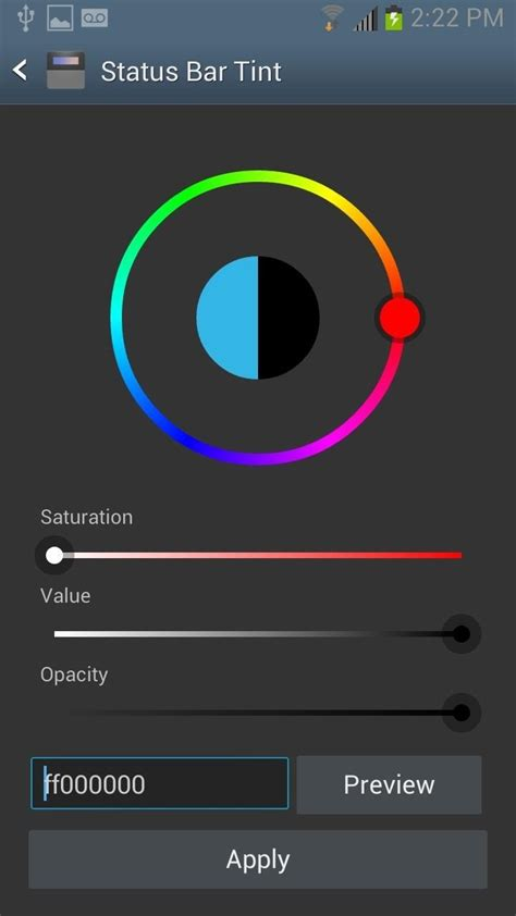 status bar color how to make your status bar s color auto match current