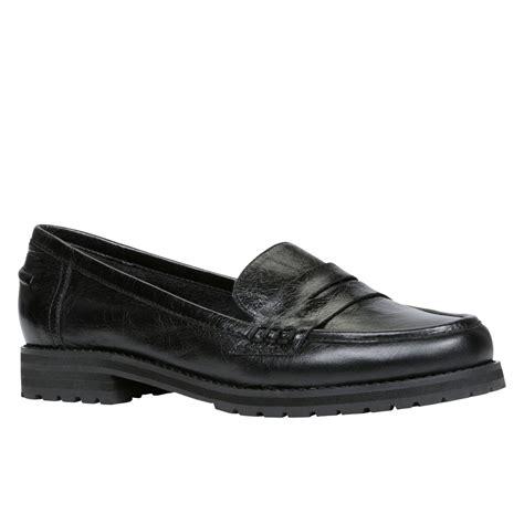 aldo shoes loafers aldo ceregate loafer shoes in black for lyst