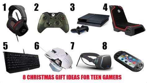 cool christmas gifts for gamers christmas decore