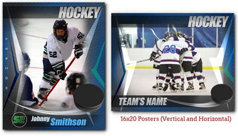 hockey card template photoshop free hockey graphite arc4studio