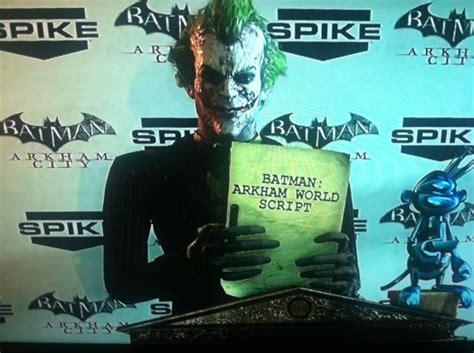Batman Arkham World 191 el joker revela batman arkham world taringa