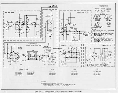 transistor g10 transistor g10 28 images gibson g10 iration audio projeto gu50 para guitarra som na caixa