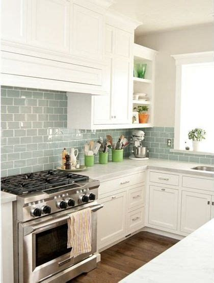 colored subway tile backsplash 30 kitchen subway tile backsplash ideas small room