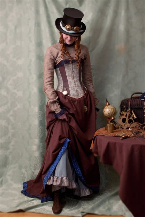steam punk style steunk fashion