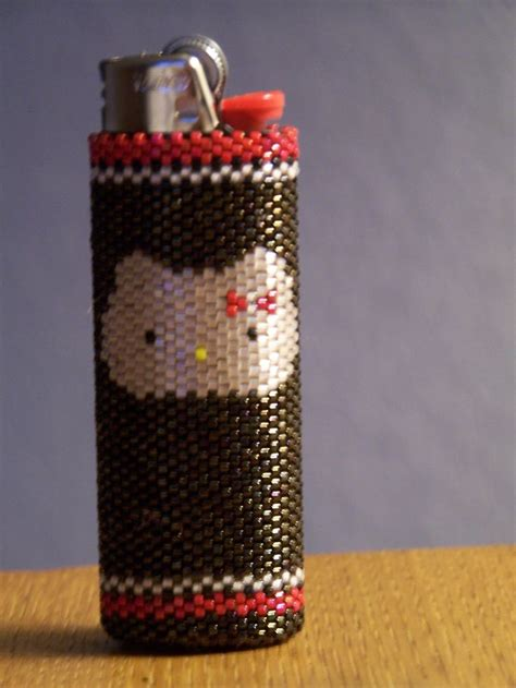 how to make beaded lighter covers beaded lighter cover beaded lighter cases