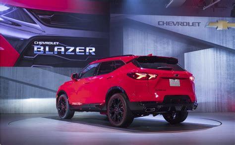 Chevrolet Blazer 2020 Price by 2020 Chevrolet Blazer Ss Price Release Date Redesign