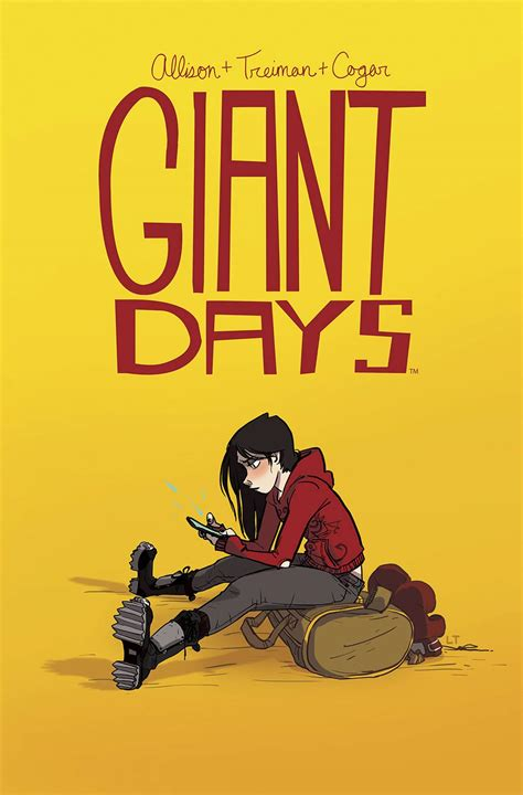 giant days vol 1 fresh comics
