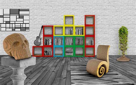 arredamenti in cartone mobili in cartone moderni ed eco friendly dalani e ora