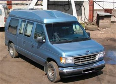 how to learn about cars 1992 ford econoline e350 seat position control 1992 ford econoline pictures 0 0l gasoline fr or rr automatic for sale