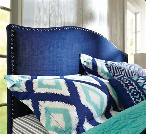 Grayson Linen Headboard by Gardens Gray And Home And Garden On