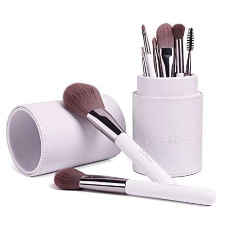 Makeup Brush 8pcs Set Import ducare 8pcs makeup brush set professional with holder cup import it all