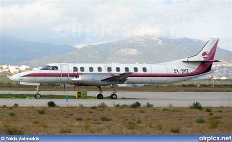 airpics net sx bkz fairchild metro iii mediterranean air freight medium size