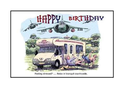 Motorhome Birthday Cards Funny Birthday Card Messages Funny Images Gallery