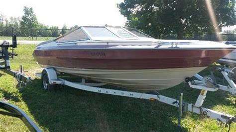 maxum boat dealers ontario maxum 18 foot 1990 used boat for sale in pefferlaw