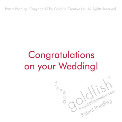 Your Wedding by Congratulations On Your Wedding Goldfish Creative Limited