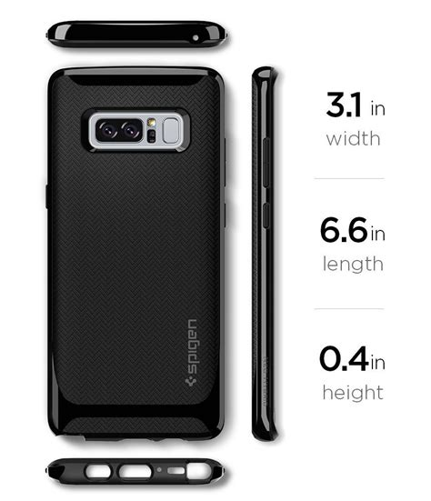 Samsung Galaxy Note 8 Neo Hybrid Black Soft Tpu samsung galaxy note 8 original spig price in pakistan