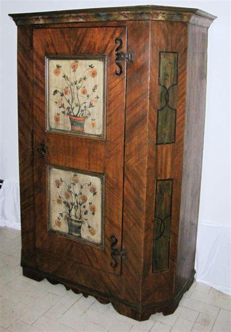 armadio dipinto armadio dipinto prov alta pusteria antichit 224 evelina