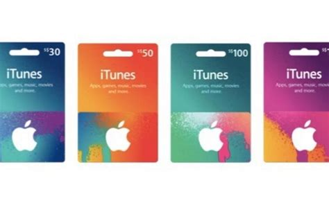 Apple Gift Card Canada - gift cards for singapore itunes store and app store now