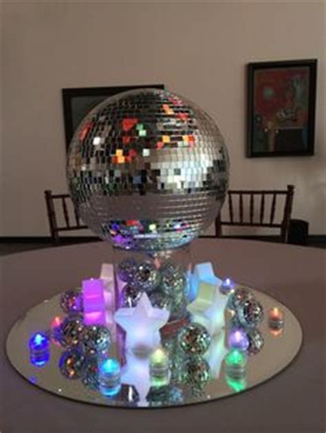 disco centerpieces 1000 ideas about disco decorations on