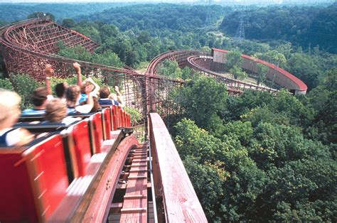 theme park ohio top amusement parks in the usa the hyper mix
