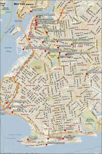 Brooklyn New York Map by Brooklyn New York Map