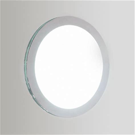 Bathroom Recessed Wall Lights Astro Lighting Lens Recessed Bathroom Wall Light In