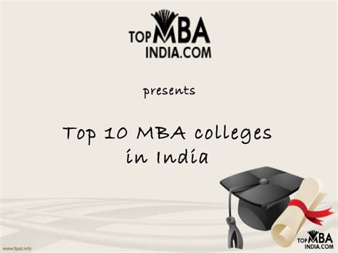 Top Ten Mba In India by Top 10 Mba Colleges In India