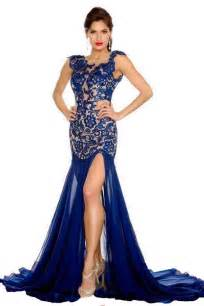 2015 prom dress blue prom dresses