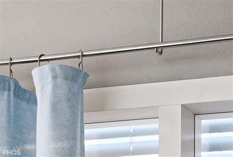 Vorhã Nge Der Decke by Duschvorhang An Der Decke Befestigen Duschvorhang