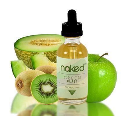 Green Blast 60ml 3mg green blast e liquid by naked100 60ml