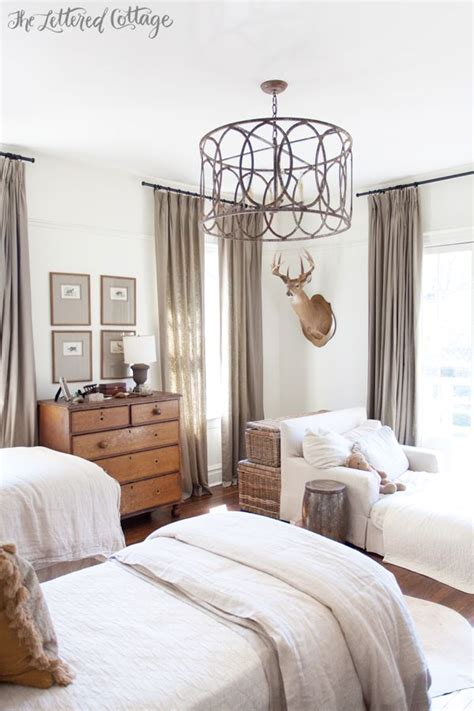 Bedroom Light Fittings Boys Bedroom House Chandelier Light Fixture Antique Pine Dresser White And Neutral