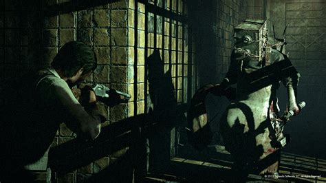 Within The the evil within review when left in the of the