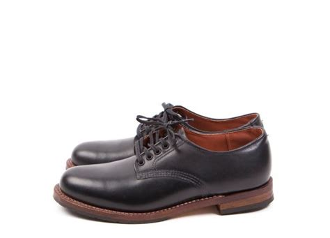 wing shoes oxford wing shoes 9043 beckman oxford black featherstone